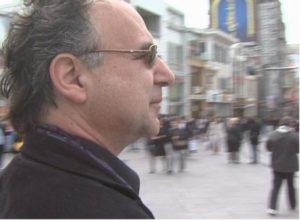 Martin in Taksim