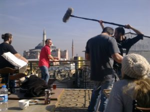 Sultanahmet Location Shot