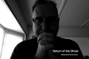 Return of the Ghost promo photo. documentary grant photo.